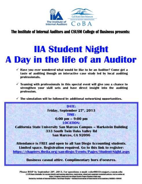 IIA Student Flyer v2