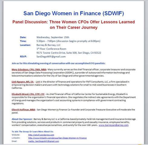 SDWomenInFinance