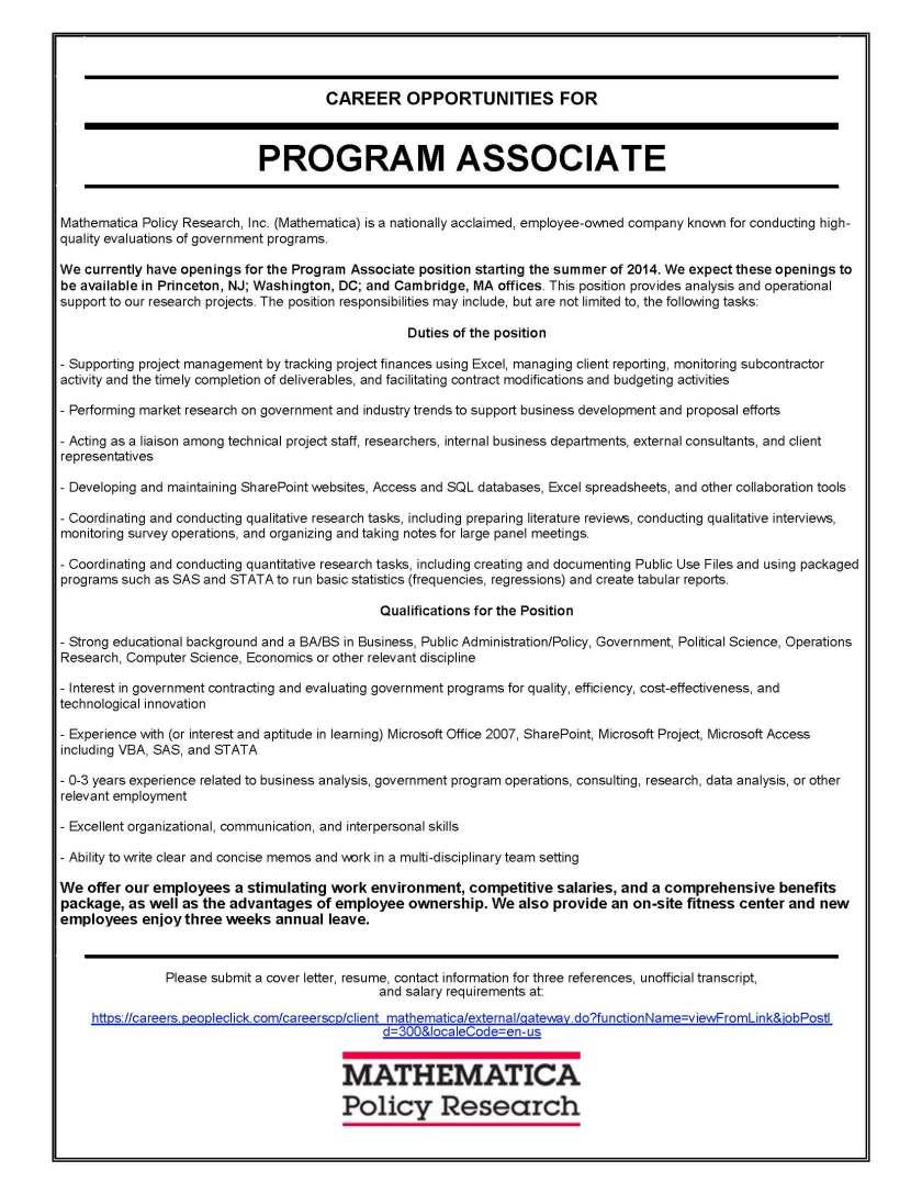 2013-2014-Program Associate Job notice- LINK_Page_1