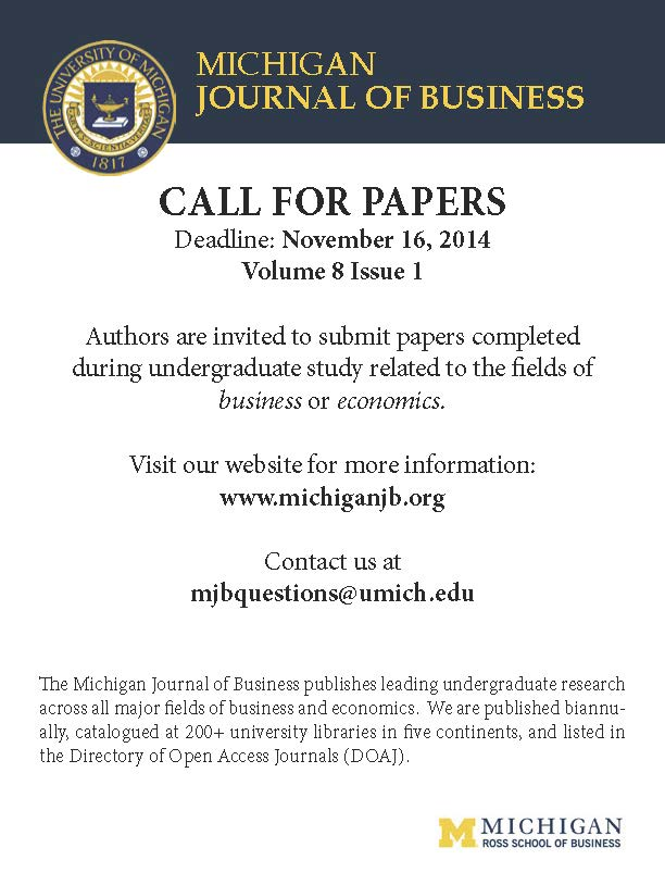 Education Journal Call for Papers - Explore Taylor