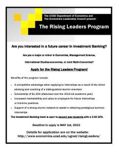 RisingLeadersflyer_InvestmentBanking_2015