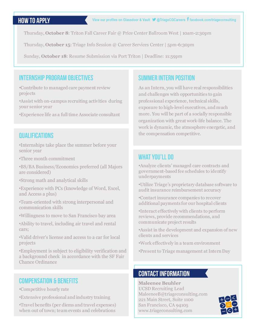Triage Consulting Group - Summer Internship_Page_2